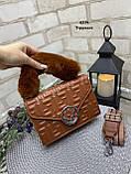 Клатч из искусственной кожи качества люкс арт.0239, фото 3