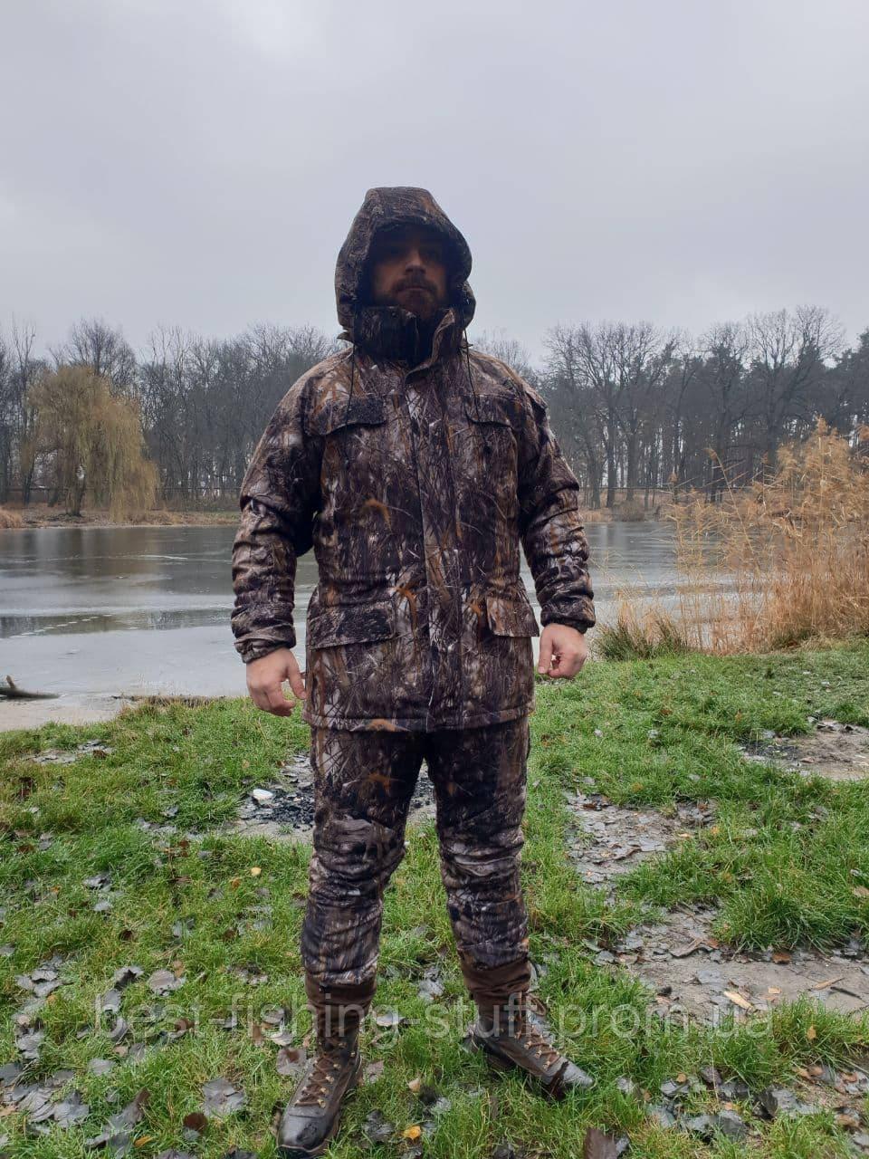 Костюм для рыбалки и охоты Svarog ЗОВ 2020 размер