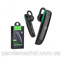 Bluetooth гарнитура Hoco Mono E1 Черный