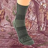 Шкарпетки трекінгові зимові середні, фото 4
