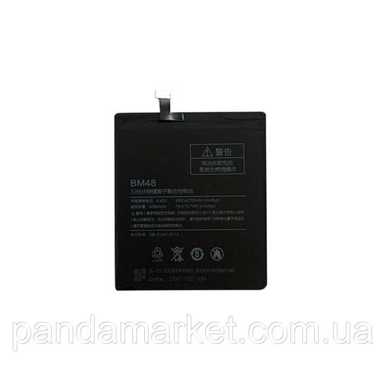 Аккумулятор Xiaomi Redmi Mi Note 2 (BM48)