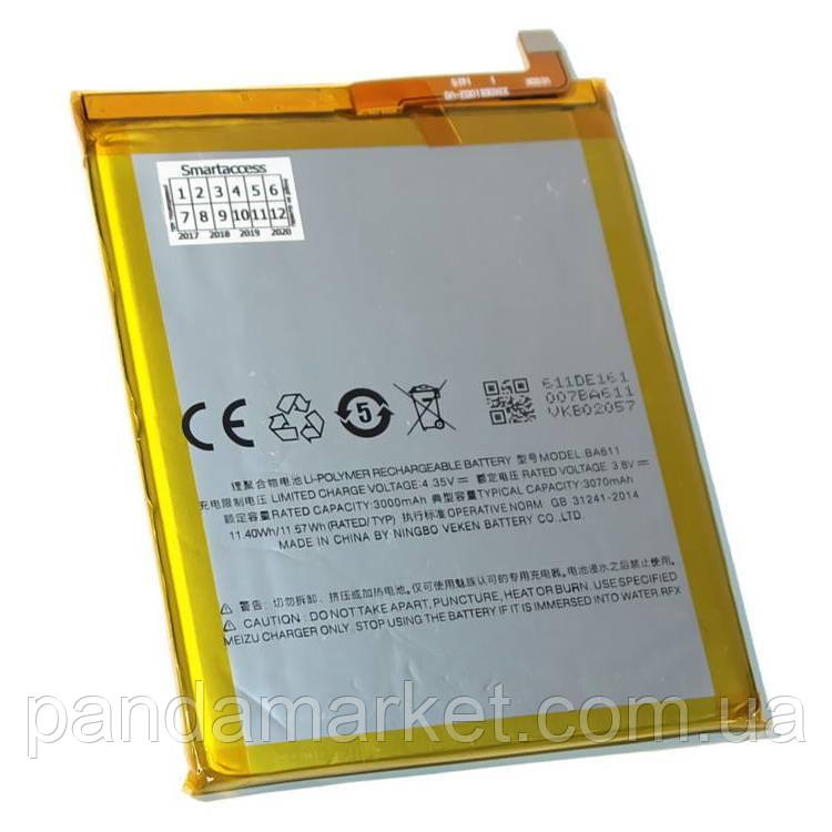 Аккумулятор Meizu M5 BA611 3070mAh