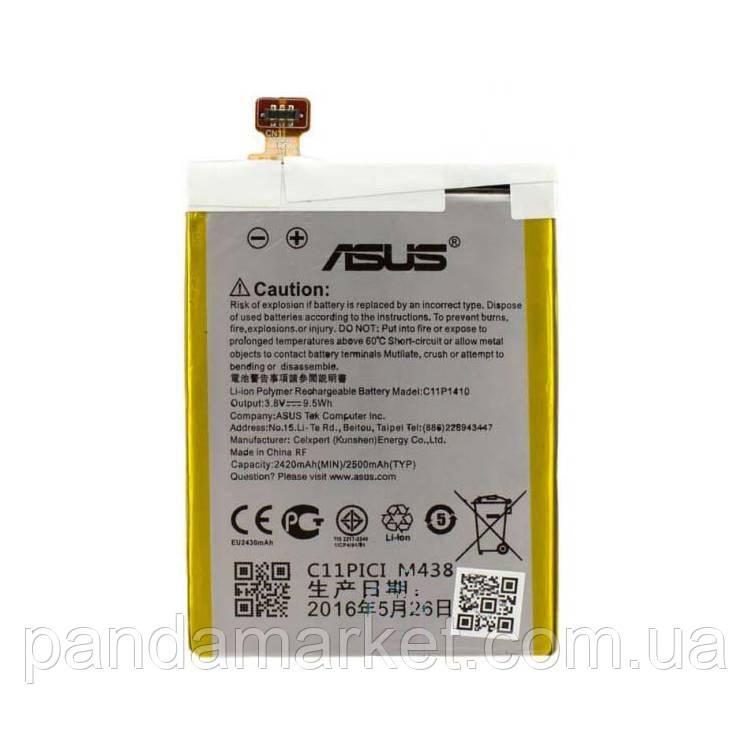 Аккумулятор Asus C11P1410 2500mAh ZenFone 5 Lite A502CG Оригинал