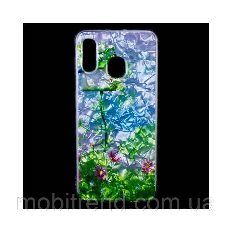 Чехол силиконовый Garden Samsung M20 (2019) M205 домик