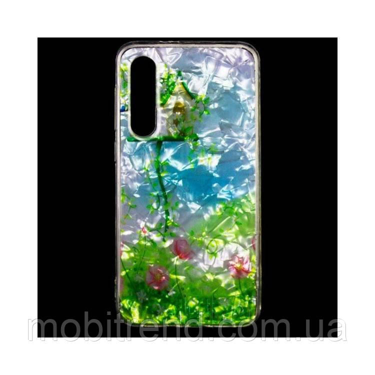 Чехол силиконовый Garden Xiaomi Redmi Mi9 SE домик