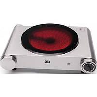 Плита електрична настільна Dex DCS-101