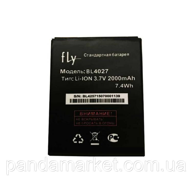 Аккумулятор Fly BL4027 2000mAh iQ4410