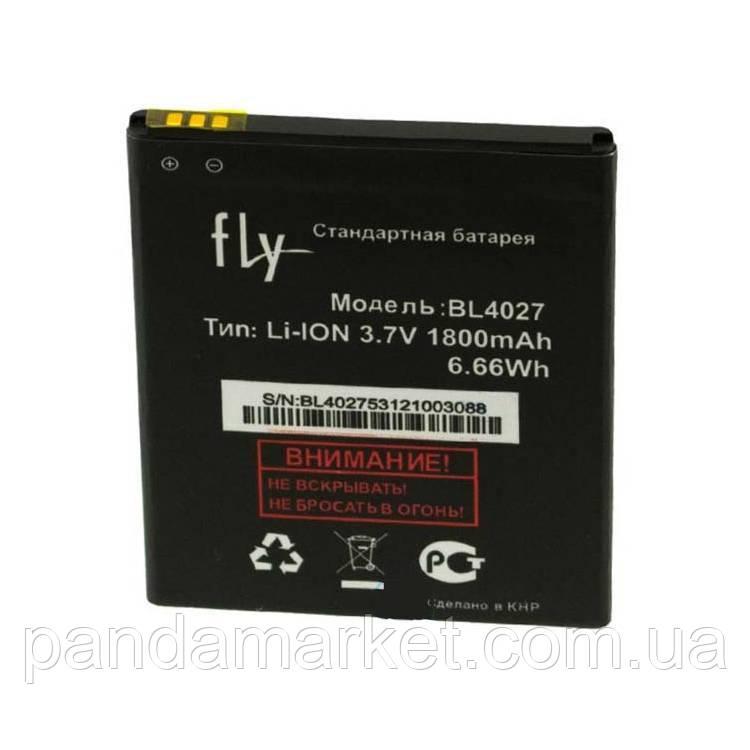 Аккумулятор Fly BL4027 2000mAh Quad Phoenix iQ4410 Оригинал