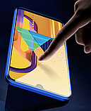 Магнитный металл чехол FULL GLASS 360° для Samsung Galaxy M31, фото 4
