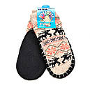 Шерстяные носки детские на резиновой подошве 27-31 (14 см), фото 5