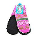 Шерстяные носки детские на резиновой подошве 27-31 (14 см), фото 3