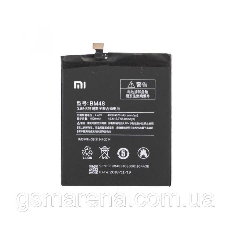 Аккумулятор Xiaomi Redmi BM48 4070mAh Redmi Note 2 Оригинал