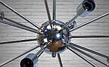 Люстра Loft на 18 ламп, фото 3