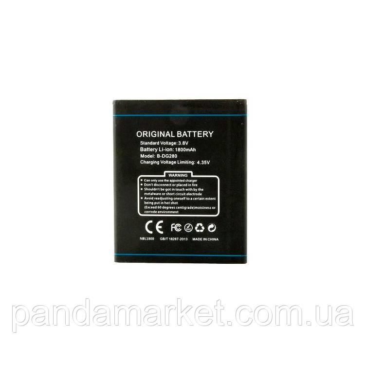 Аккумулятор Doogee B-DG280, G280