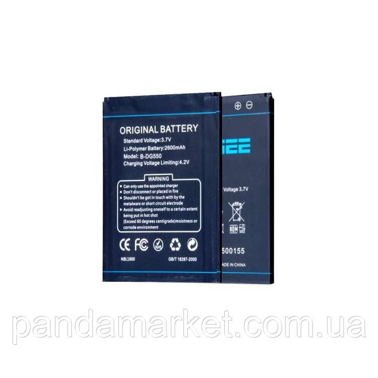 Аккумулятор Doogee B-DG550, G550
