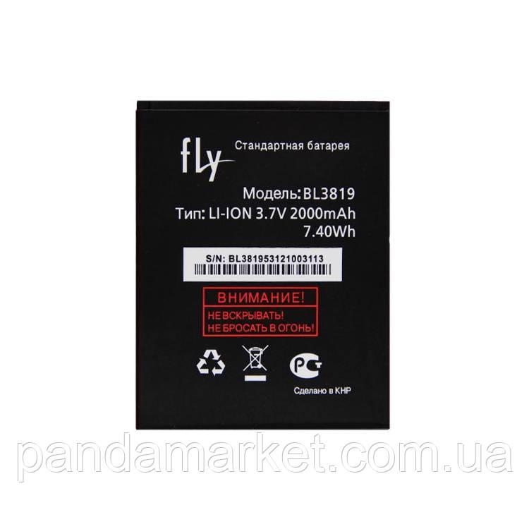 Аккумулятор Fly BL3819, iQ4514