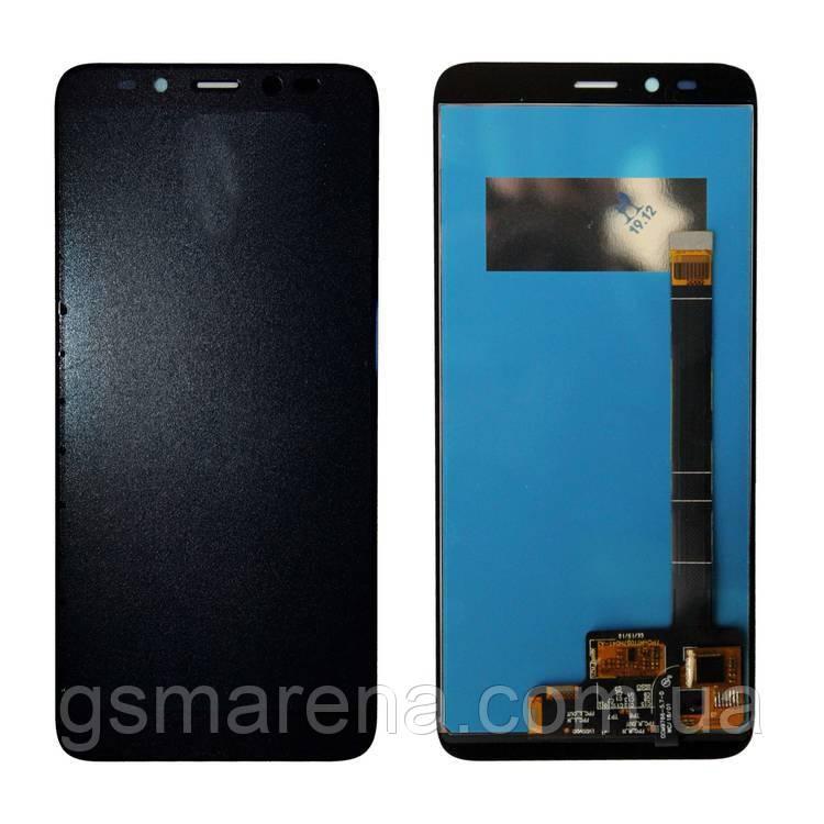 Дисплей модуль Lenovo K320T Черный