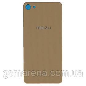 Задняя часть корпуса Meizu U10 Золотой