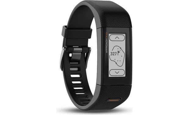 Фитнес-браслет для гольфа Garmin Approach X10 Black