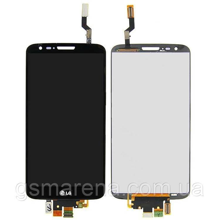 Дисплей модуль LG G2 D800, D805, D808, E940, F320 Черный