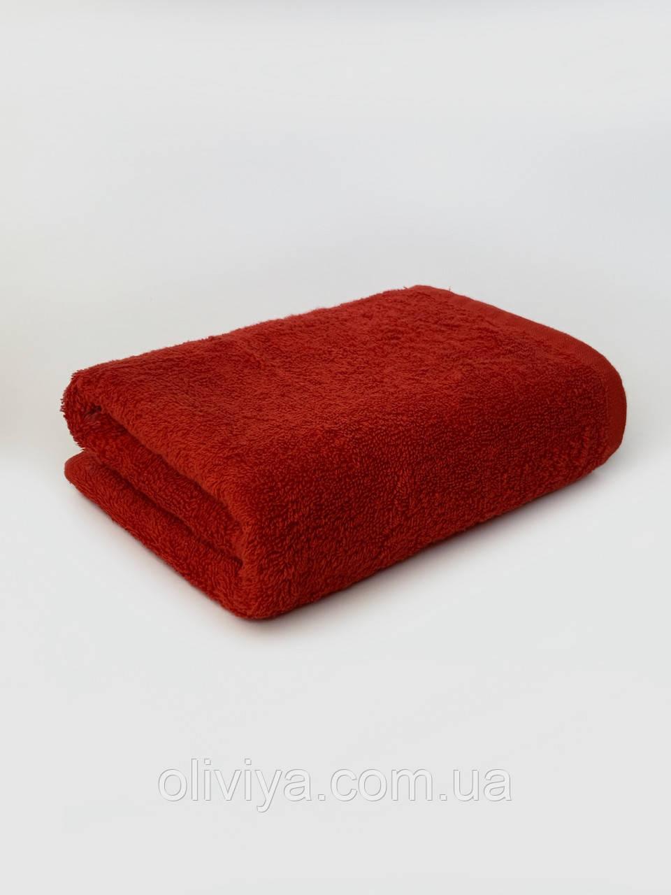 Мини-полотенце для рук красный