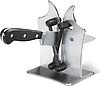 Точилка для кухонных ножей и ножниц Bavarian Edge Knife Sharpener, ножеточка, фото 2