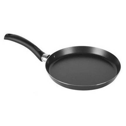 Сковорода блинная Benson с антипригарным мраморным покрытием 22 см, фото 2