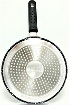Сковорода блинная Benson с мраморным покрытием 22 см, фото 2