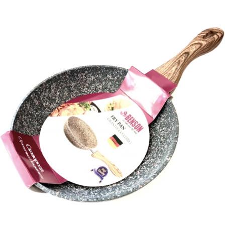 Сковородка Benson с гранитным покрытием Soft Touch 24 см