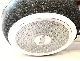 Сковородка Benson с гранитным покрытием Soft Touch 24 см, фото 3