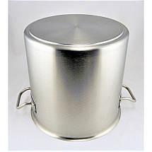 Большая кастрюля с крышкой 17 литров, фото 3