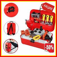 Портативный детский Рюкзак Toy tool toy, игровой детский рюкзак с инструментами