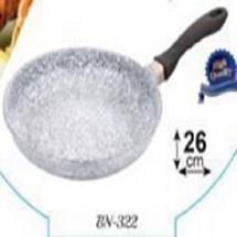 Сковорода 26 см Benson, фото 2