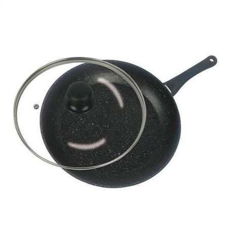 Сковорода с крышкой 26см Benson