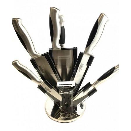 Набор ножей 9 предметов Benson