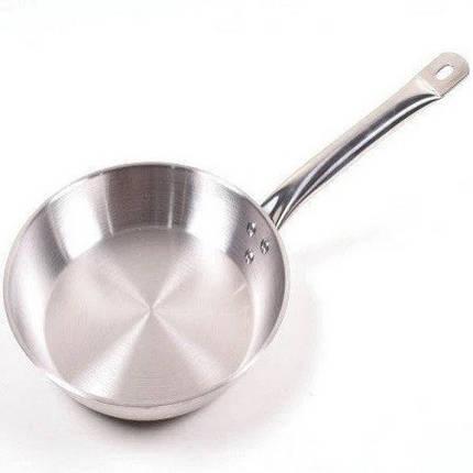 Сковорода из нержавеющей стали  Benson, фото 2