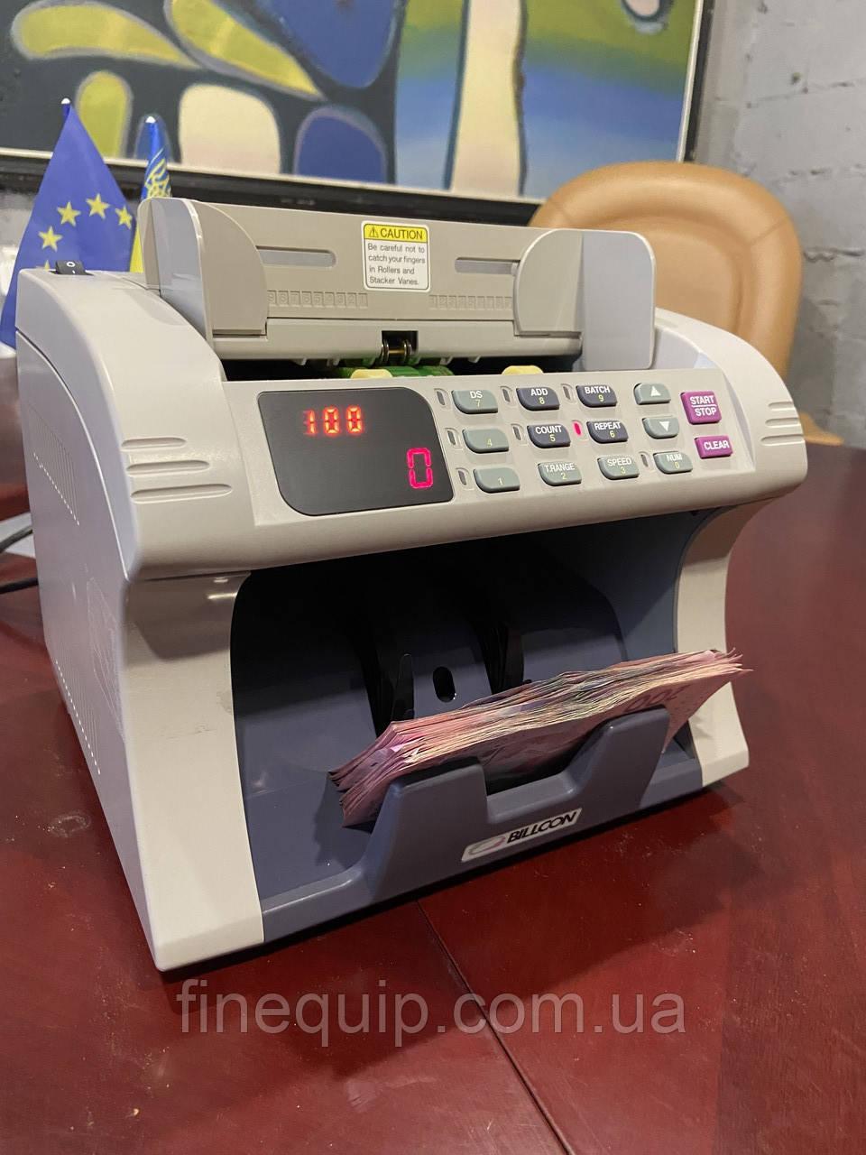 Счетчик банкнот валют Billcon N120 б/у