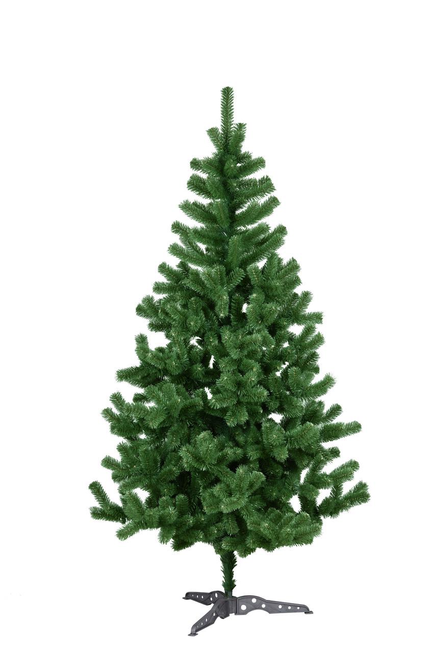 Новорічна ялинка штучна Classic зелена 220 см