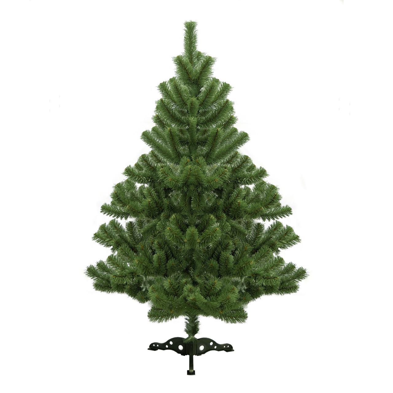 Новорічна ялинка штучна Classic 150см зелена