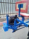 Адаптер для мотоблока ТМ Зализо под жигулевские колёса(регулируемое дышло), фото 8