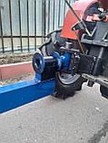 Адаптер для мотоблока ТМ Зализо под жигулевские колёса(регулируемое дышло), фото 6