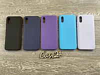 TPU чехол накладка Candy для Xiaomi Redmi 9A (5 цветов), фото 1