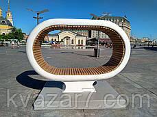 Сферична сонячна лавочка CitySolar Bench, фото 3