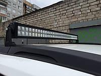 Балка 54см 120W универсальные фары оптика Нива светодиодная LED балка люстра off road светодиодные балки 4x4