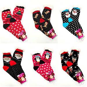 Вовняні шкарпетки жіночі