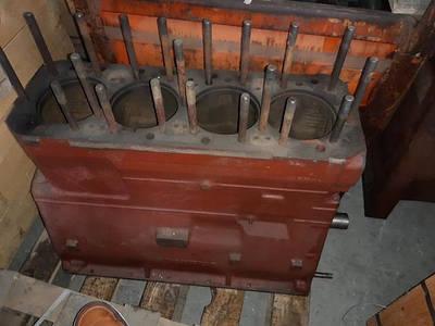 Блоки цилиндров двигателя