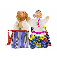 "Набор кукол-перчаток ""Дед и Бабка"" В071 / В072"
