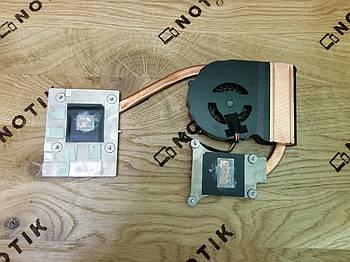 Охлаждение для ноутбука HP Zbook 15 G1 / HP Zbook 15 G2 ОРИГИНАЛ