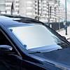 Шторка солнцезащитная автомобильная BASEUS CRZYD-A0S, серебристая, фото 7
