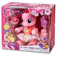 Интерактивная игрушка пони Little Pony Пинки Пай. Развивающая игрушка.